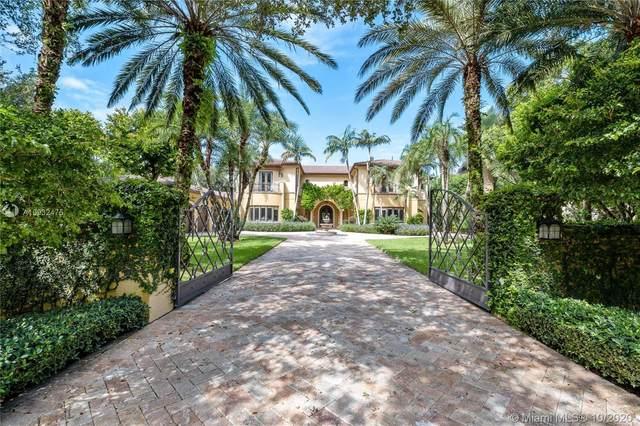 12330 SW 60th Ct, Pinecrest, FL 33156 (MLS #A10932475) :: Berkshire Hathaway HomeServices EWM Realty
