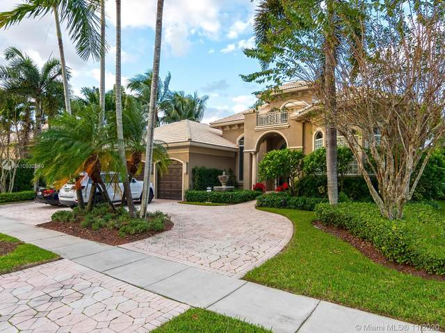 11075 Blue Palm St, Plantation, FL 33324 (MLS #A10932549) :: THE BANNON GROUP at RE/MAX CONSULTANTS REALTY I