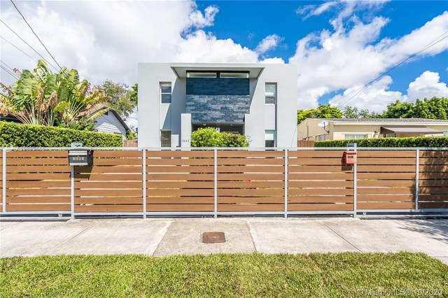 3661-3663 SW 15th St, Miami, FL 33145 (MLS #A10933444) :: Berkshire Hathaway HomeServices EWM Realty