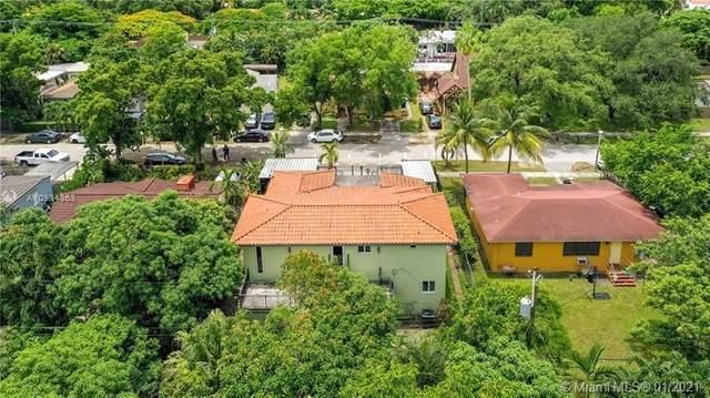 871 NE 81st St, Miami, FL 33138 (MLS #A10934363) :: Prestige Realty Group