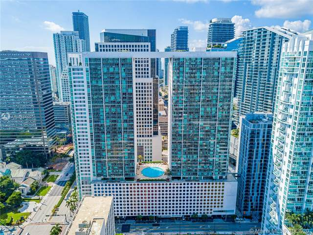 500 Brickell Ave #2106, Miami, FL 33131 (MLS #A10934465) :: The Pearl Realty Group