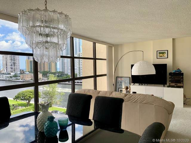 600 Parkview Dr #915, Hallandale Beach, FL 33009 (MLS #A10934477) :: Ray De Leon with One Sotheby's International Realty