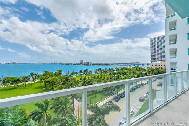 1900 N Bayshore Dr #802, Miami, FL 33132 (MLS #A10934542) :: ONE Sotheby's International Realty