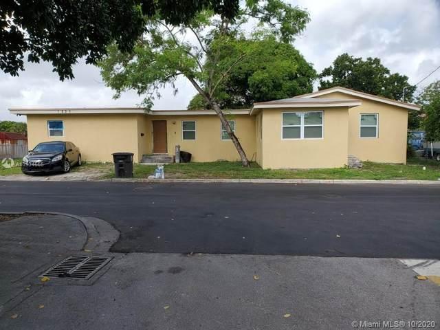 1825 Windsor Ave, West Palm Beach, FL 33407 (MLS #A10934565) :: Berkshire Hathaway HomeServices EWM Realty