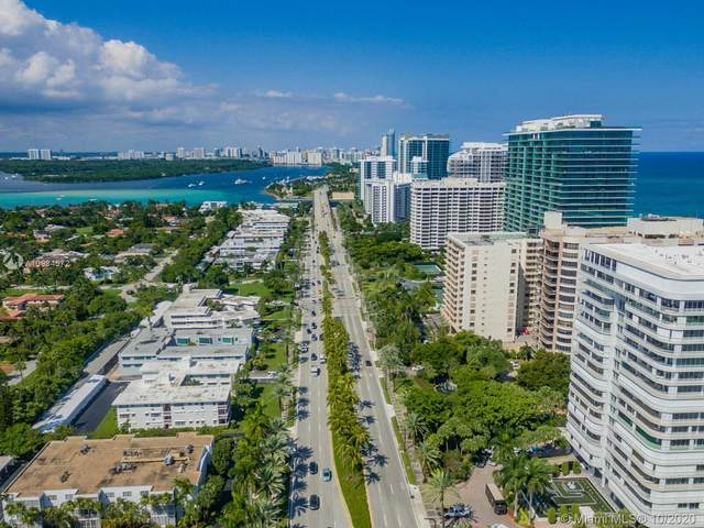 10155 Collins Ave #509, Bal Harbour, FL 33154 (MLS #A10934572) :: Prestige Realty Group