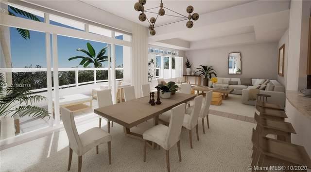 100 S Pointe Dr Th-1, Miami Beach, FL 33139 (MLS #A10934735) :: Berkshire Hathaway HomeServices EWM Realty