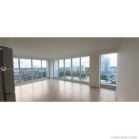 1720 Harrison St 12H, Hollywood, FL 33020 (MLS #A10934765) :: Prestige Realty Group