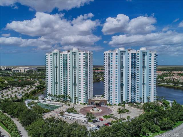 2681 N Flamingo Rd 1806S, Sunrise, FL 33323 (MLS #A10934802) :: KBiscayne Realty