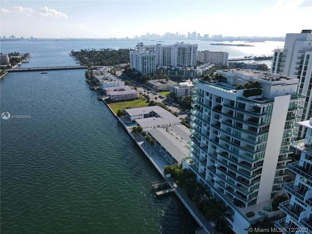 7935 East Dr #1404, North Bay Village, FL 33141 (MLS #A10934934) :: Green Realty Properties