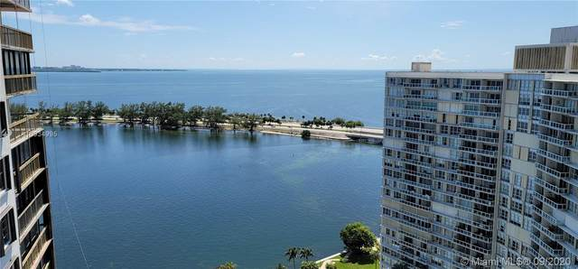2333 Brickell Ave #2512, Miami, FL 33129 (MLS #A10934995) :: The Riley Smith Group