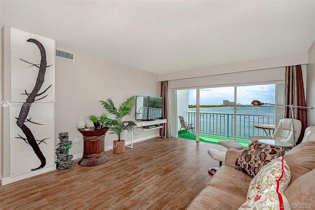 500 Bayview Dr #420, Sunny Isles Beach, FL 33160 (MLS #A10935075) :: Berkshire Hathaway HomeServices EWM Realty