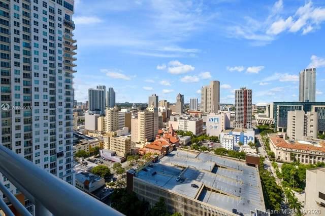 234 NE 3rd St #2203, Miami, FL 33132 (MLS #A10935101) :: Re/Max PowerPro Realty