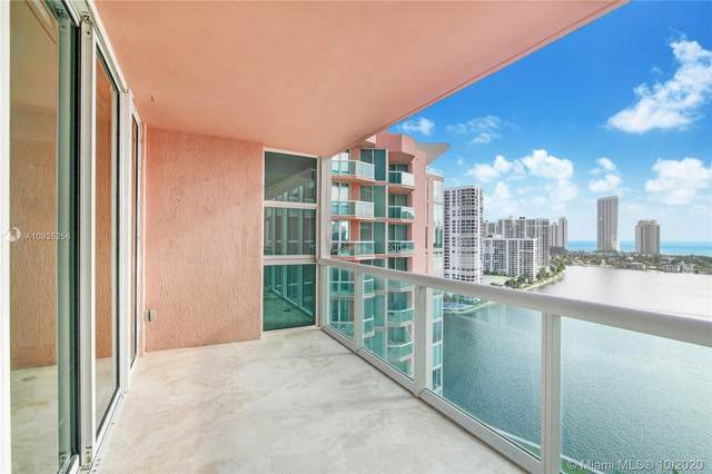 3370 Hidden Bay Dr #1906, Aventura, FL 33180 (MLS #A10935256) :: Albert Garcia Team