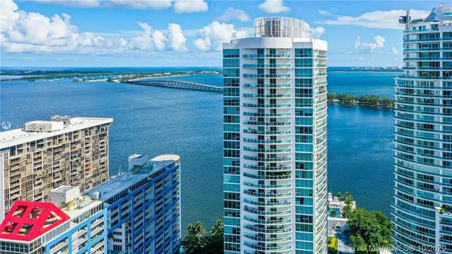2101 Brickell Ave #3201, Miami, FL 33129 (MLS #A10935486) :: Albert Garcia Team