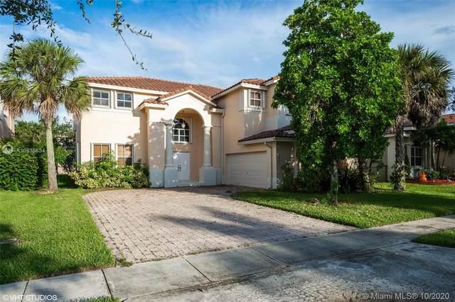 3855 SW 168th Ter, Miramar, FL 33027 (MLS #A10935834) :: Berkshire Hathaway HomeServices EWM Realty