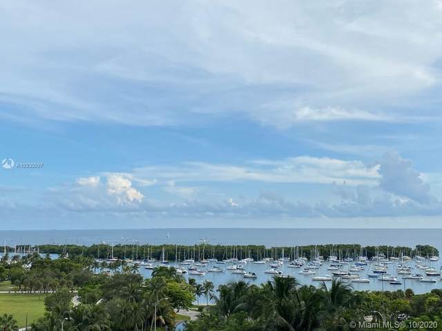 3400 SW 27th Ave #802, Miami, FL 33133 (MLS #A10935997) :: The Pearl Realty Group