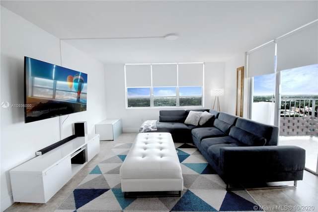 2750 NE 183rd St #1905, Aventura, FL 33160 (MLS #A10936000) :: Ray De Leon with One Sotheby's International Realty
