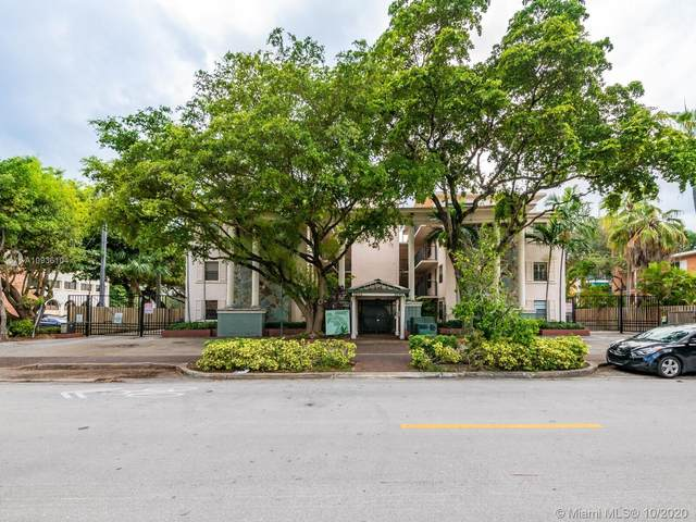 3242 Mary St S216, Miami, FL 33133 (MLS #A10936104) :: Ray De Leon with One Sotheby's International Realty