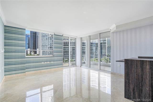 801 Brickell Key Blvd #702, Miami, FL 33131 (MLS #A10936365) :: Ray De Leon with One Sotheby's International Realty