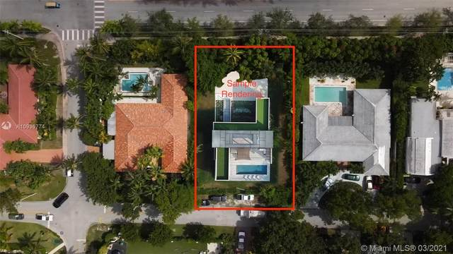 81 Island Dr, Key Biscayne, FL 33149 (MLS #A10936774) :: The Rose Harris Group