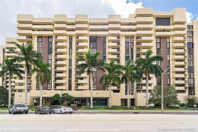 600 Biltmore Way #1016, Coral Gables, FL 33134 (MLS #A10937079) :: Green Realty Properties