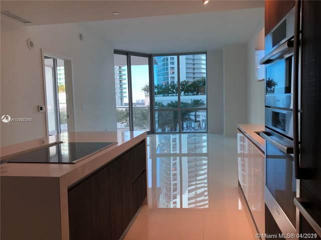 851 NE 1st Avenue #905, Miami, FL 33132 (MLS #A10937250) :: The Rose Harris Group