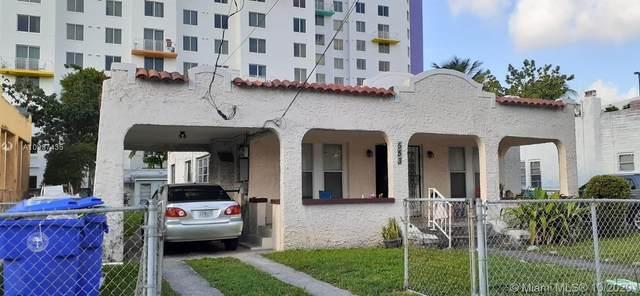 553 NW 35th St, Miami, FL 33127 (MLS #A10937435) :: Berkshire Hathaway HomeServices EWM Realty