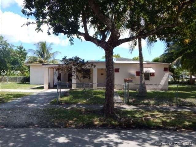 14215 NE 11th Ave, North Miami, FL 33161 (MLS #A10937602) :: The Rose Harris Group