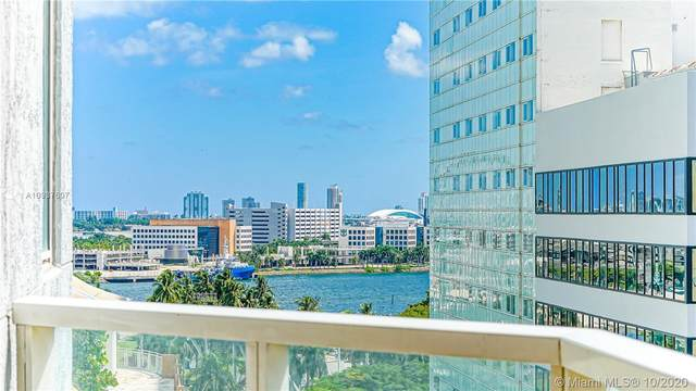 253 NE 2 ST #1010, Miami, FL 33132 (MLS #A10937607) :: Carole Smith Real Estate Team