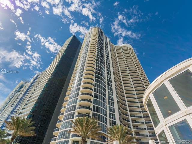 17201 Collins Ave #1007, Sunny Isles Beach, FL 33160 (MLS #A10937847) :: Albert Garcia Team
