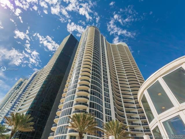 17201 Collins Ave #1007, Sunny Isles Beach, FL 33160 (MLS #A10937847) :: Berkshire Hathaway HomeServices EWM Realty