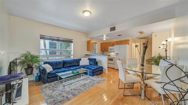 1542 Drexel Ave #207, Miami Beach, FL 33139 (#A10938297) :: Posh Properties