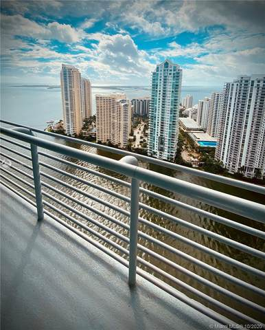 325 S Biscayne Blvd #4015, Miami, FL 33131 (MLS #A10938670) :: ONE Sotheby's International Realty