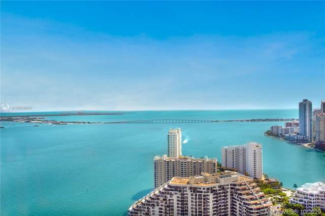 848 Brickell Key Dr Lph4405, Miami, FL 33131 (MLS #A10938697) :: Carole Smith Real Estate Team