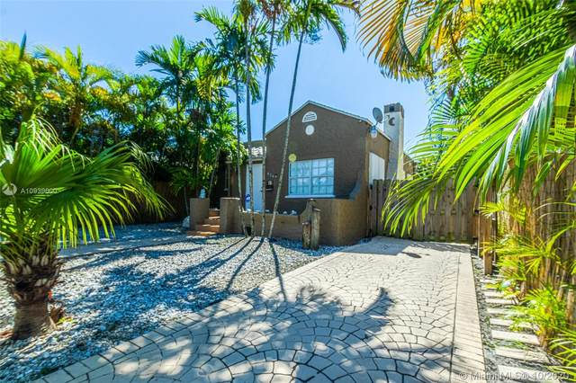 626 NE 4th Ct, Hallandale Beach, FL 33009 (MLS #A10939000) :: Berkshire Hathaway HomeServices EWM Realty