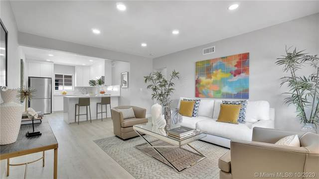 7331 Gary Ave #204, Miami Beach, FL 33141 (MLS #A10939609) :: ONE Sotheby's International Realty
