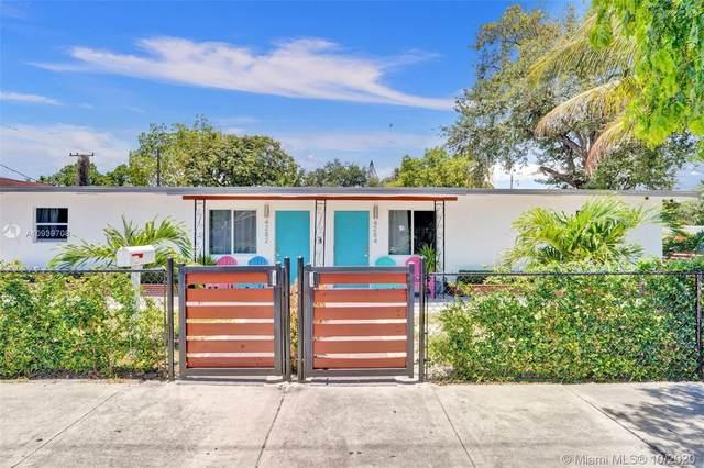 4282 NW 1st Ave, Miami, FL 33127 (MLS #A10939708) :: Miami Villa Group