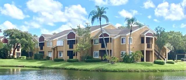 8375 SW 5th St #207, Pembroke Pines, FL 33025 (MLS #A10939721) :: The Teri Arbogast Team at Keller Williams Partners SW