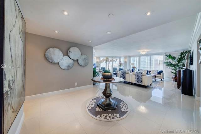 19707 Turnberry Way 16A, Aventura, FL 33180 (MLS #A10939747) :: Ray De Leon with One Sotheby's International Realty
