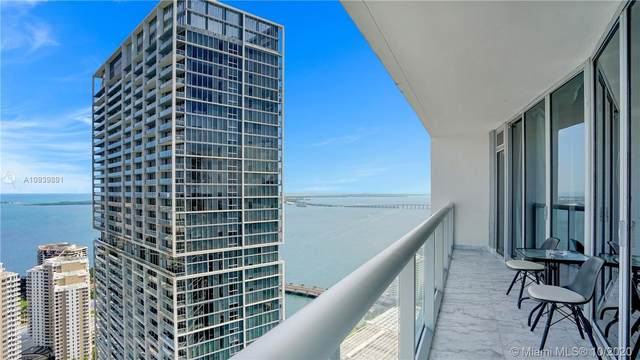 485 Brickell Ave #4601, Miami, FL 33131 (MLS #A10939891) :: The Pearl Realty Group