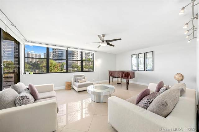 3440 NE 192nd St 2B-A, Aventura, FL 33180 (MLS #A10940165) :: Berkshire Hathaway HomeServices EWM Realty