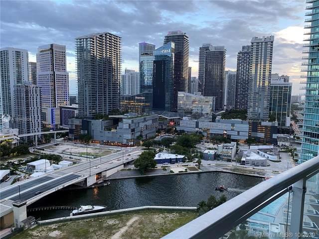 90 SW 3rd St #2504, Miami, FL 33130 (MLS #A10940300) :: Dalton Wade Real Estate Group