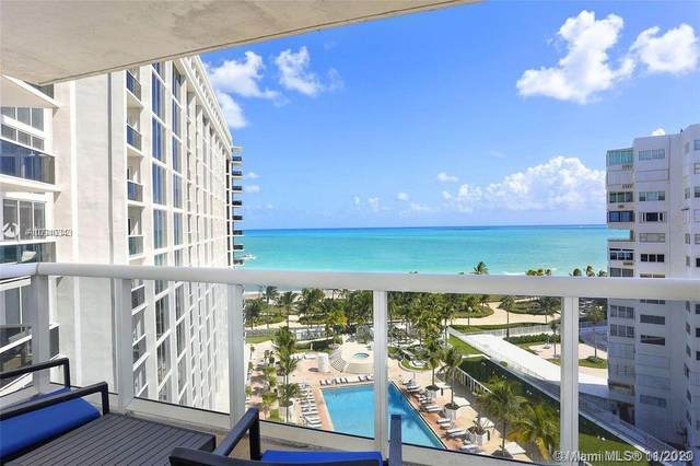 10275 Collins Ave #718, Bal Harbour, FL 33154 (MLS #A10940343) :: ONE Sotheby's International Realty
