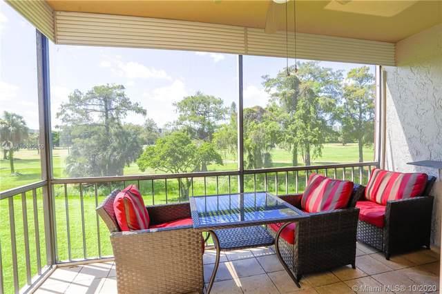 6300 S Falls Cir Dr #203, Lauderhill, FL 33319 (MLS #A10940659) :: Carole Smith Real Estate Team