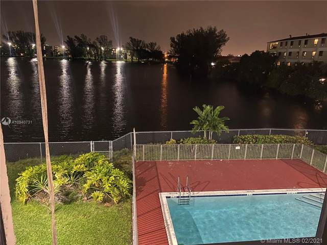 9911 W Okeechobee Rd 1-304, Hialeah Gardens, FL 33016 (MLS #A10940731) :: The Teri Arbogast Team at Keller Williams Partners SW