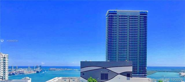 1000 Brickell Plz Ph5408, Miami, FL 33131 (MLS #A10940741) :: The Pearl Realty Group
