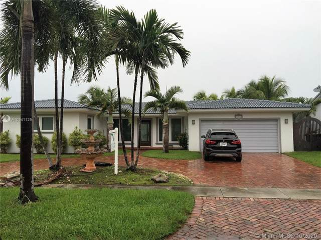 2055 Arch Creek Dr, North Miami, FL 33181 (MLS #A10941129) :: THE BANNON GROUP at RE/MAX CONSULTANTS REALTY I