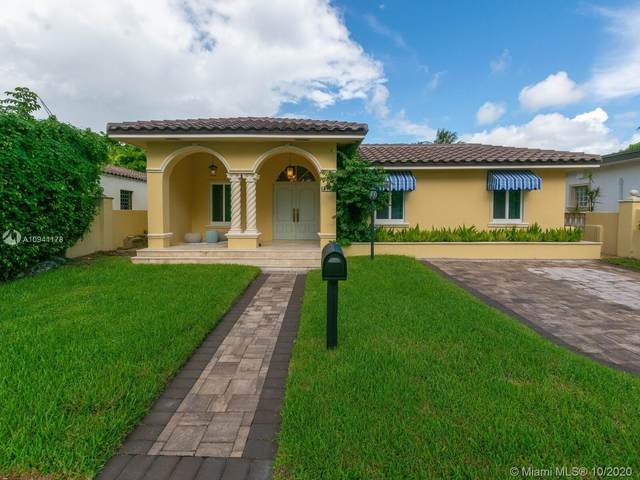 6925 Trouville Esplanade, Miami Beach, FL 33141 (MLS #A10941178) :: Albert Garcia Team