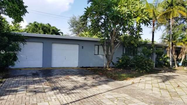 732 SW 9th St, Hallandale Beach, FL 33009 (MLS #A10941465) :: Albert Garcia Team