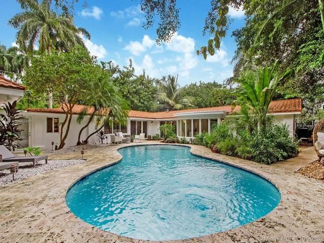 3863 S Douglas Road, Coconut Grove, FL 33133 (MLS #A10942391) :: Jo-Ann Forster Team